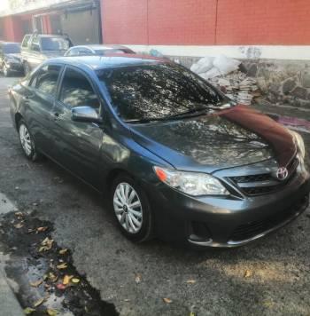 Toyota Corolla 2012 en El Salvador