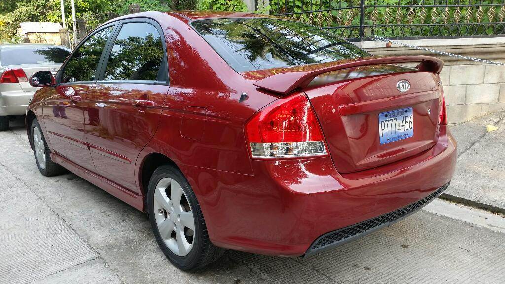 kia spectra sx 2009 carros en venta san salvador el salvador. Black Bedroom Furniture Sets. Home Design Ideas