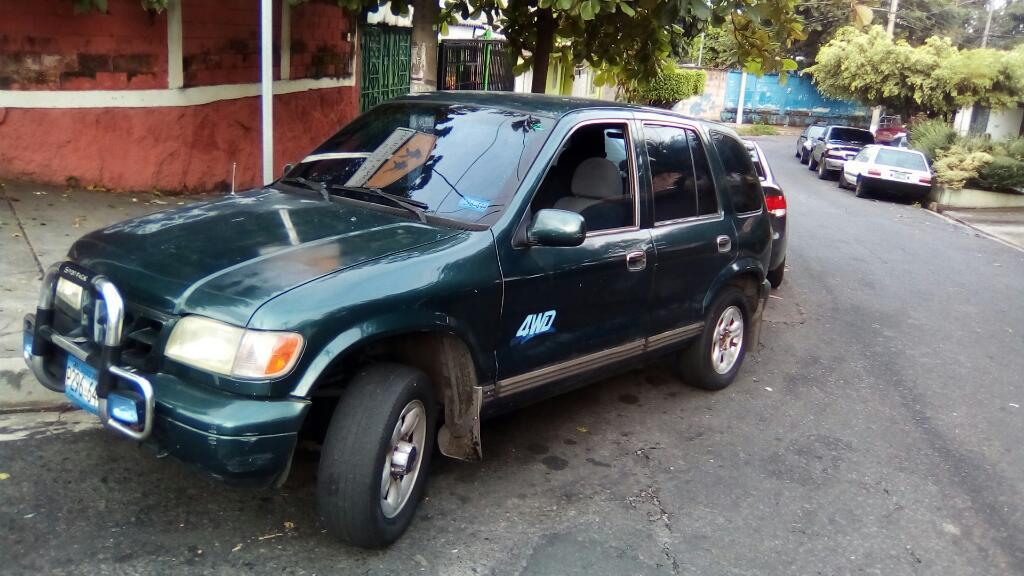 Kia Sportage 98 Diesel De Agencia