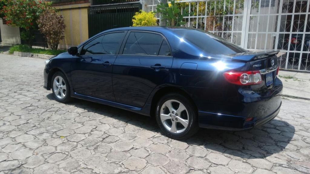 Venta De Carros En El Salvador >> Toyota Corolla S 2013 Bolsas Buenas - Carros en Venta San ...