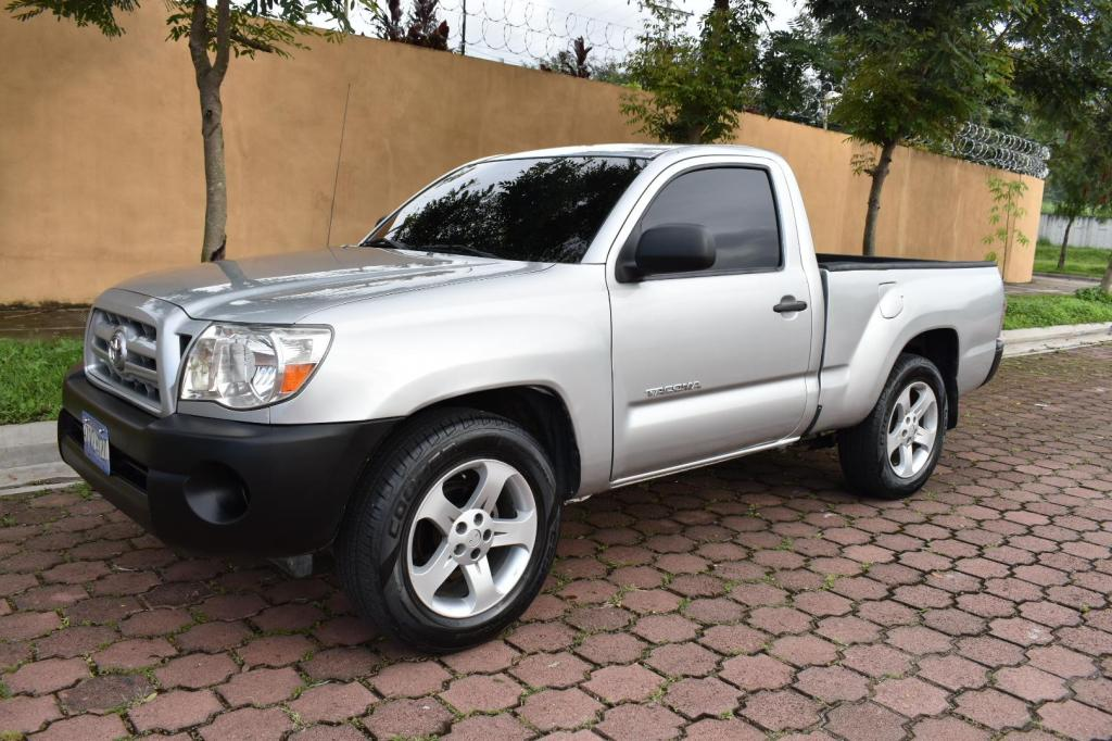 pick up toyota tacoma misma version del 2005 2006 2007 2008 2009 2010 y 2011 estilo 4x4 o tipo. Black Bedroom Furniture Sets. Home Design Ideas