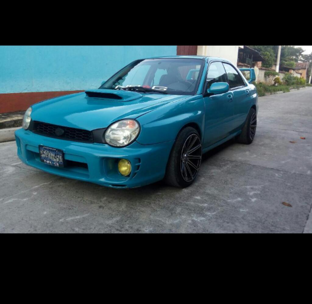 Subaru Impreza Rs 2002 No Turbo. Honda Civic. Acura