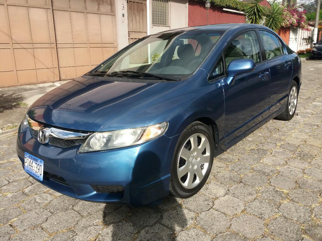 Honda Civic 2010 No Chocado! Como Nuevo! – Carros en Venta