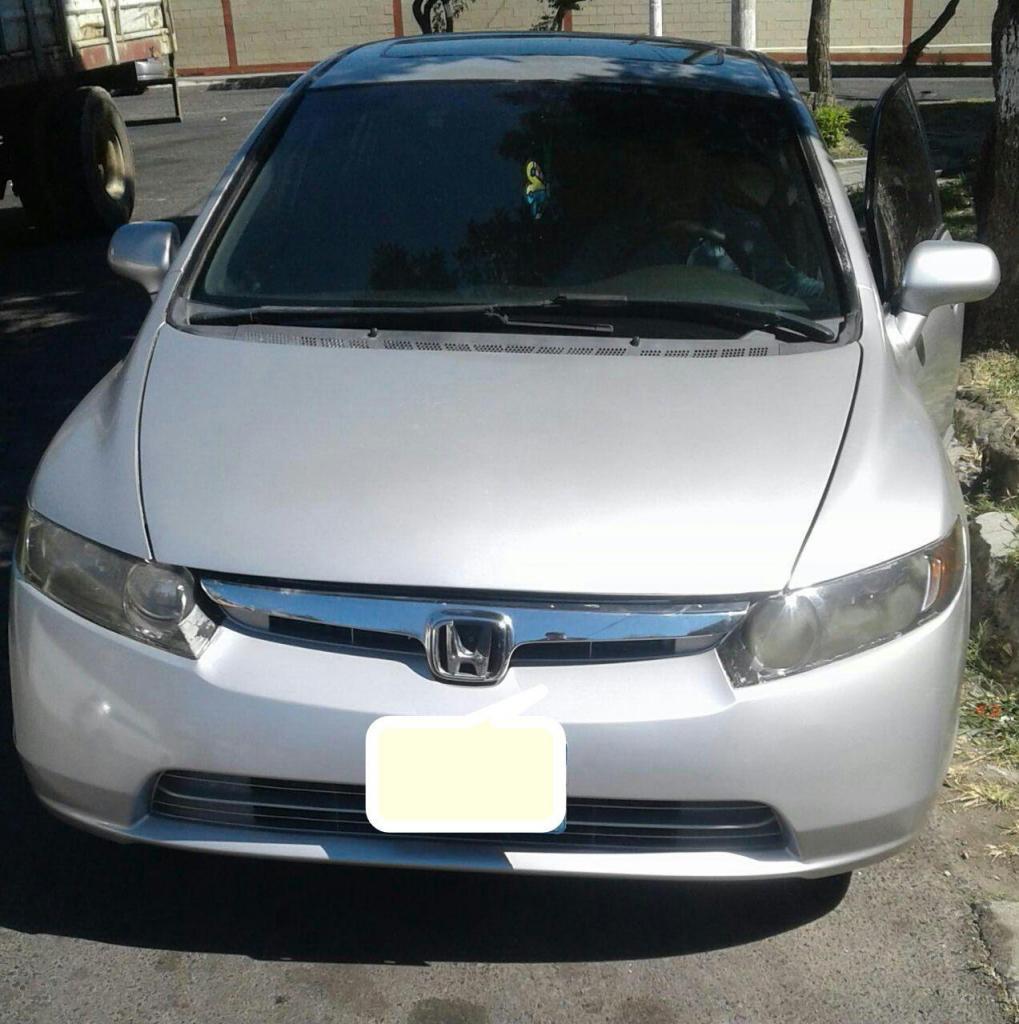 Vendo Honda Civic 2006 Full Extras Automatico