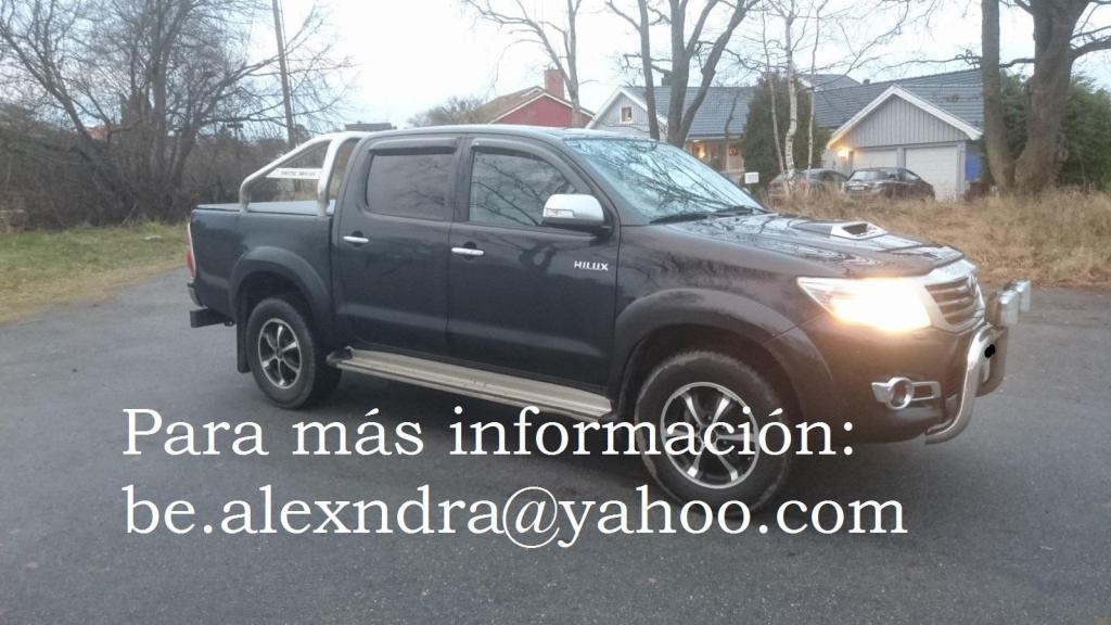 Kilometraje 56000 Marca Modelo Toyota Hilux Anuncio ID 984262180 Al Llamar Menciona Este Codigo Ubicacion Carros En Venta San Salvador