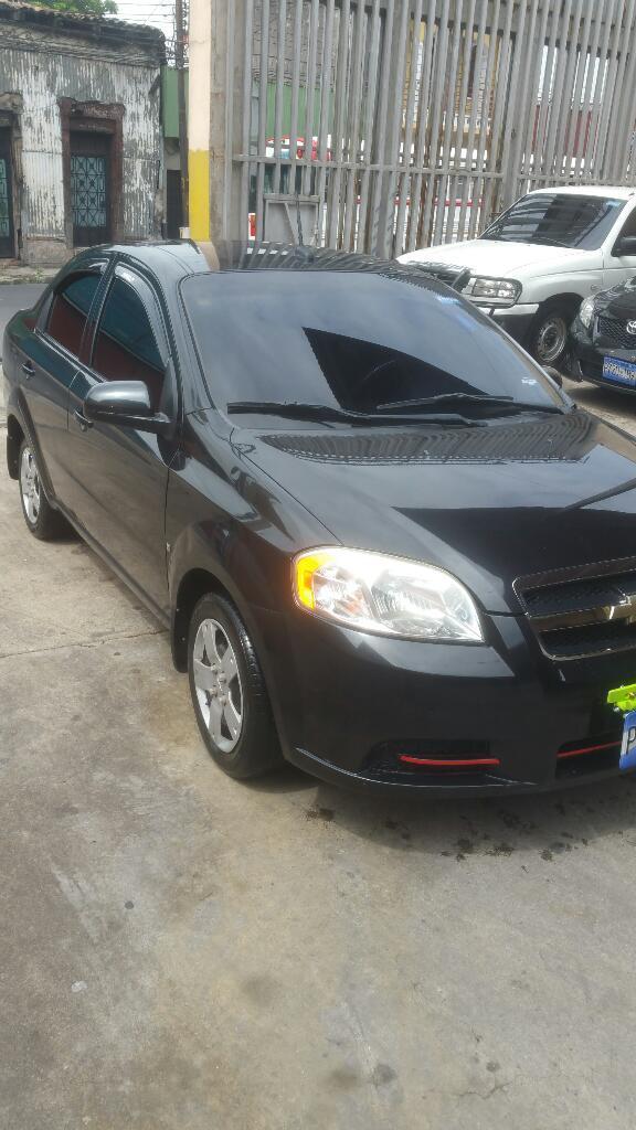Chevrolet Aveo Nitido Carros En Venta San Salvador El Salvador