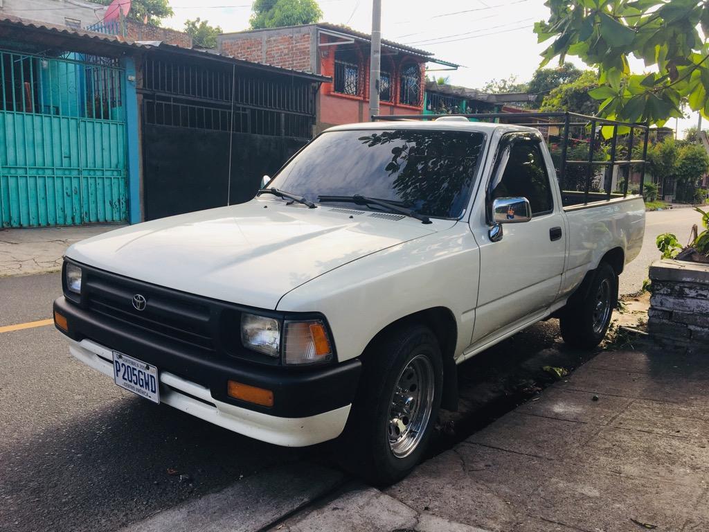 Toyota 22r Ano 94 Placas De Guatemala Carros En Venta San Salvador