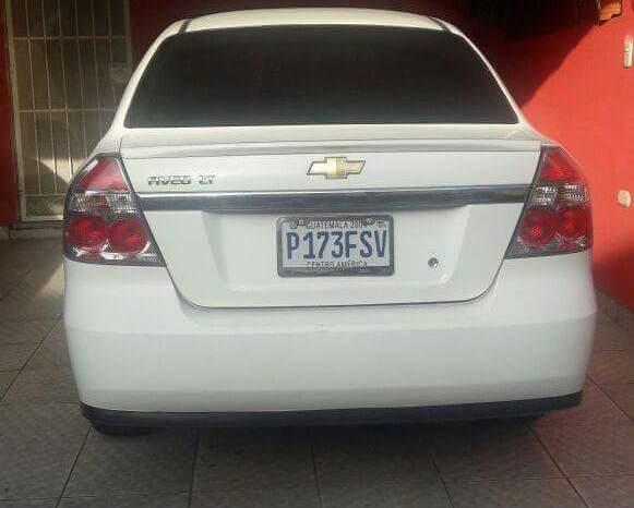 Usados: Chevrolet Aveo 2011 automático y muy económico