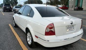 Usados: Volkswagen Passat 2004 motor 1.8 turbo gasolina full