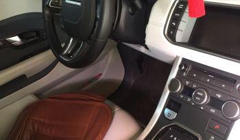 Usados: Land Rover Range Rover Evoque 2012 en Guatemala full