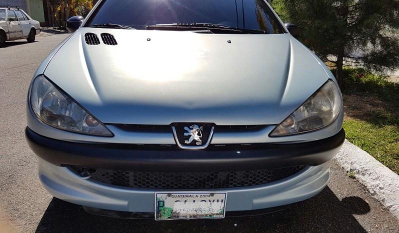 Usados: Peugeot 206 2006 de agencia en Ciudad de Guatemala full