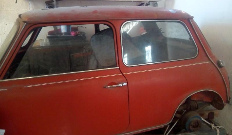 Usados: Mini Cooper 850 1974 clásico para restauración