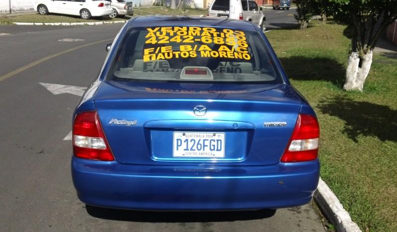 Usados: Mazda Protege 2003 automático en Zona 17