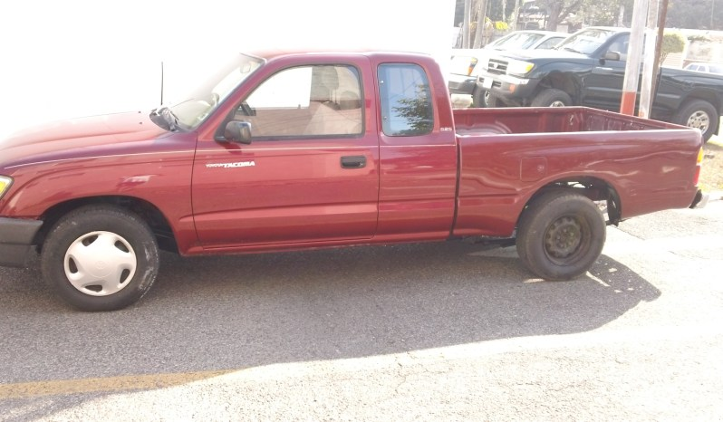 Usados: Toyota Tacoma 1998 en Zona 17