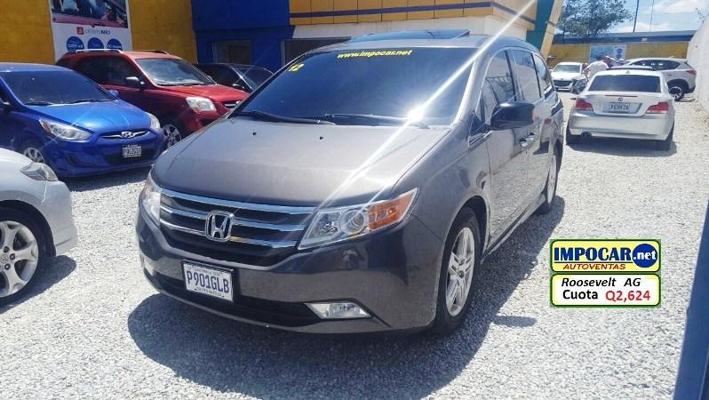 Usados: Honda Odyssey 2010 en Impocar Roosvelt full