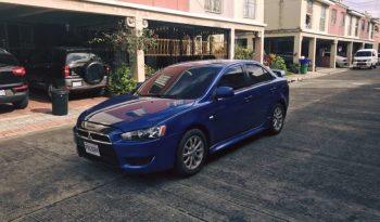 Usados: Mitsubishi Lancer 2010 en Guatemala full