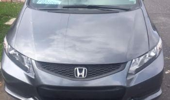 Honda Civic 2013 usado ubicado en Guatemala Vendo Honda Civic Lx 2013 Motor 1.8 con sistema Econ Frenos ABS Sistema anti derrape Camara de Retroceso Audio Bluetooth usb y llamadas
