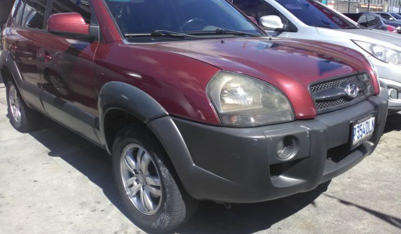 Usados: Hyundai Tucson 2008 en Guatemala