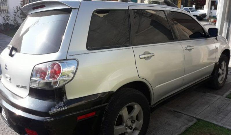 Usados: Mitsubishi Outlander 2003 en Jardines De La Mansión, Guatemala full