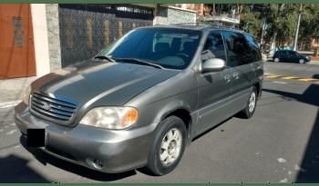 Usados: KIA Sedona 2003 en Mixco, Guatemala full