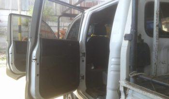 KIA K2700 2012 doble cabina usado en Guatemala Se vende vehículo doble cabina, línea K2700 L, 2700 CC, de 4 cilindros, 1 tonelada, color blanco, 5 asientos. Documentación en orden, listo para hacer el traspaso. Interesados pueden llamar al teléfono 2221-8027.