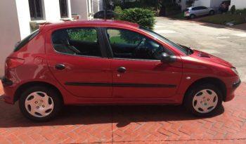 Usados: Peugeot 206 2004 de agencia en Guatemala full