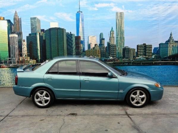 Usados: Mazda Protege 2001 en Guatemala full