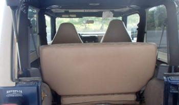 Usados: Jeep Wrangler 2000 en Ocotepeque, Honduras lleno