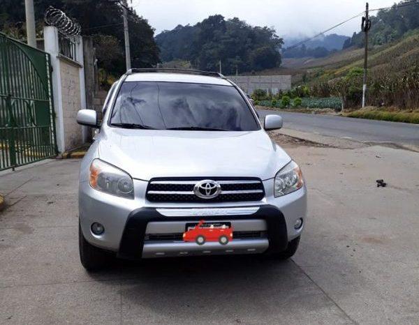 Usados: Toyota Rav4 2008 en Quetzaltenango, Guatemala lleno