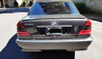 Mercedes Benz 190e 2000 lleno