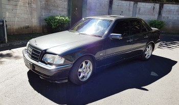 Mercedes Benz 190e 2000 full