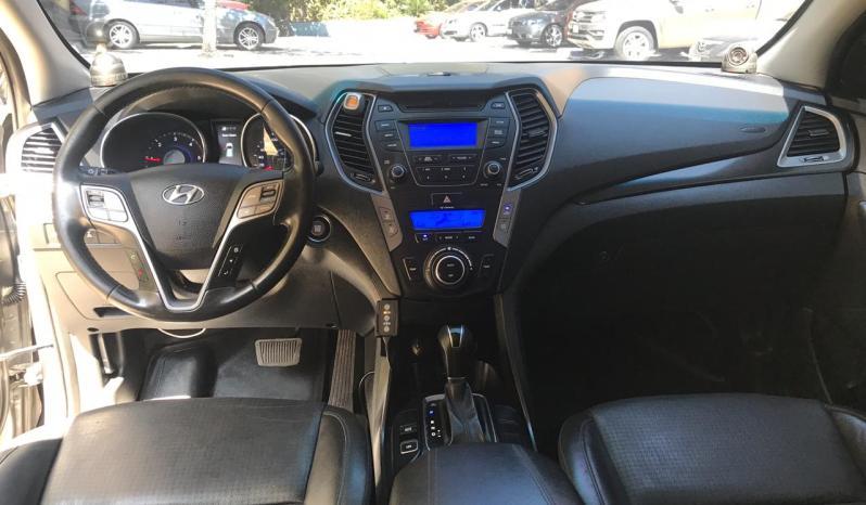 Hyundai Santa Fe 2014 full