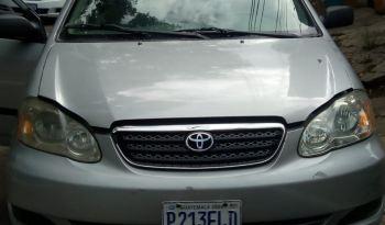 Toyota Corolla 2008