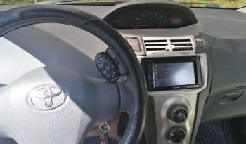 Toyota Yaris 2007 full