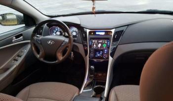Hyundai Sonata 2012 full