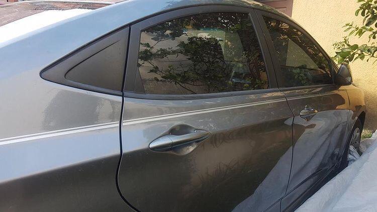 Hyundai Accent 2014 en Guatemala