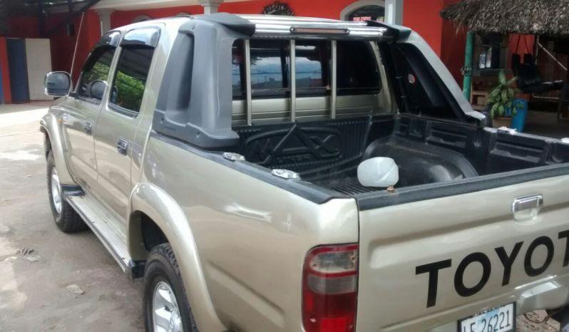 Usados: Toyota Hi-Lux doble cabina 2003 en León full