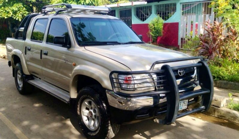 Usados: Toyota Hi-Lux 2003 en Nicaragua full