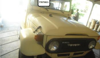 Usados: Toyota Land Cruiser 1984 en Managua full