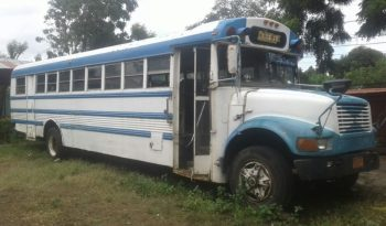 Usados: International Bus 1990 en Managua full
