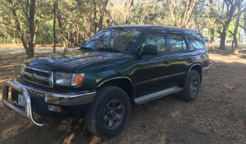 Toyota 4runner 2000 full