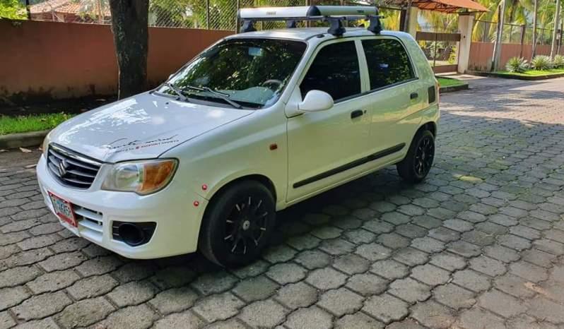 Suzuki Alto 2013 Suzuki modelo Alto K10 Año: 2013 Kilometraje: 72 mil Motor súper económico de tres cilindros, aire acondicionado, interiores nítidos.