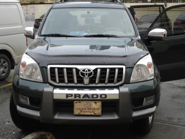 Venta De Carros En El Salvador >> Toyota Prado 2007, un vehículo en venta en Panamá, Panamá ...