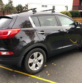KIA Sportage 2012. El carro esta en perfecto estado no tiene ningun problema todo esta al dia .el carro esta con la documentacion completa.