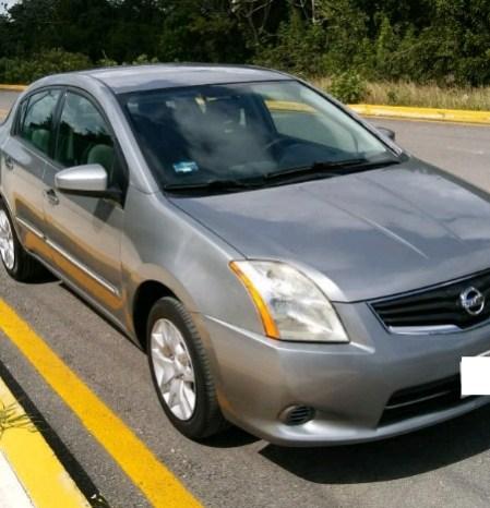 Nissan Sentra 2012 TRANSICIÓN MANUAL ESTEREO C D RADIO AIRE ACONDICIONADO BOLSA DE AIRE 4 CILINDROSASIENTOS DE TELA FACTURA ORIGINAL SEGUNDO DUEÑO 80, OOO KMS