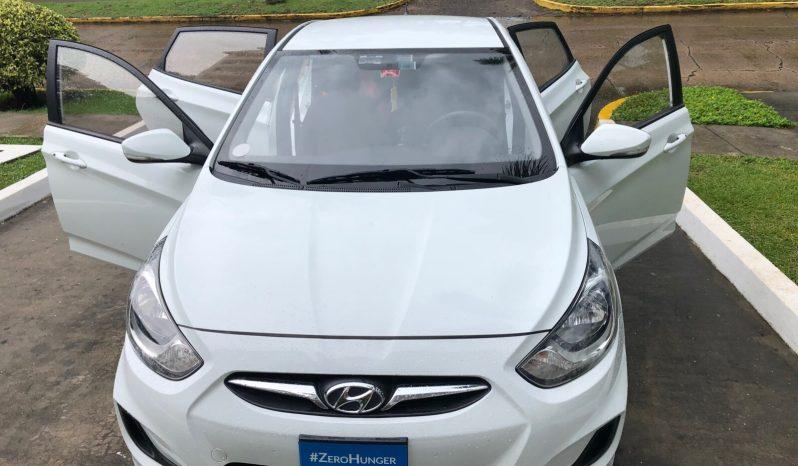 Hyundai Accent 2015 full