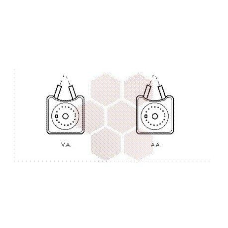 radiateur huile audi a3 année: 2000-2003 version essence