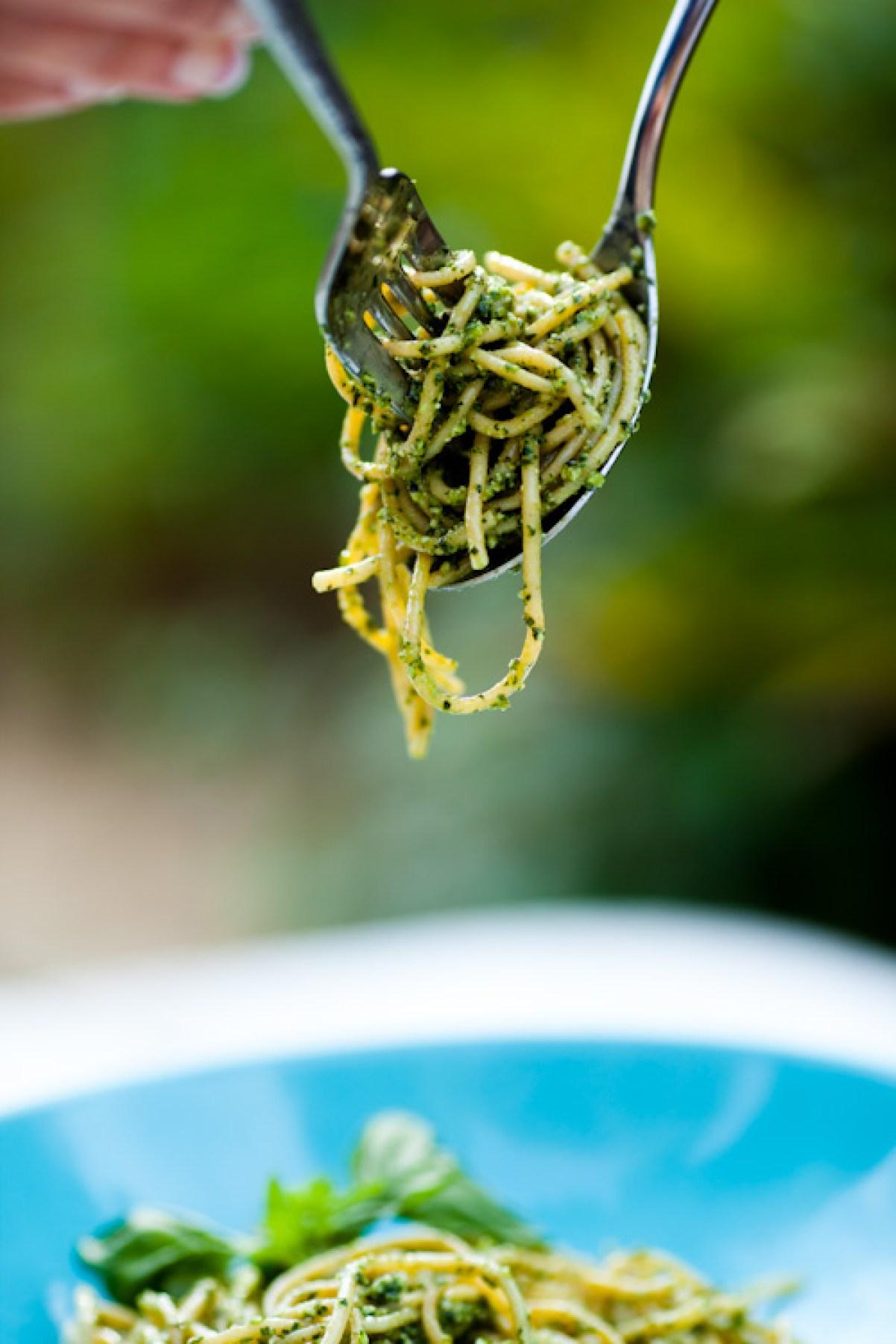 Best Vegan Pesto, ready in 5 minutes