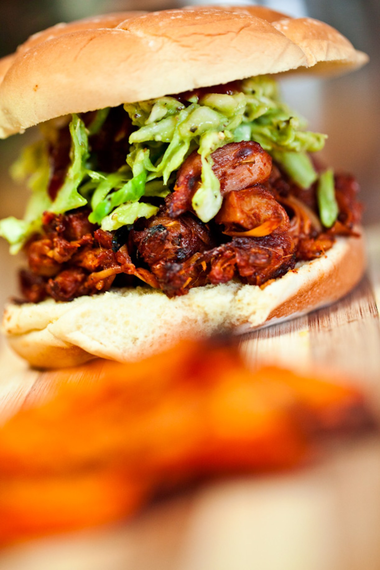 BBQ Pulled Jackfruit