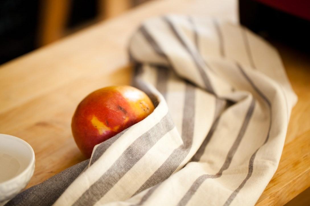 Dairy-free Mango Soft Serve